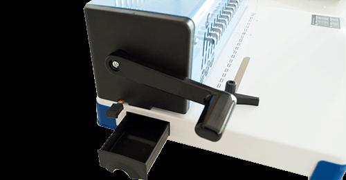 4-Mühlen-SD-22B-Spiral-Plastik-Ciltleme-Makinesi-atik-kutusu