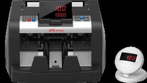 HTM Stone para sayma makinesi düz ekranlı