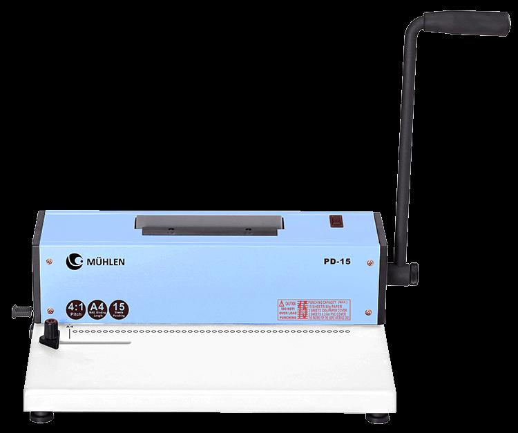 Mühlen-PD-15-Helezon-Spiral-Ciltleme-Makinesi