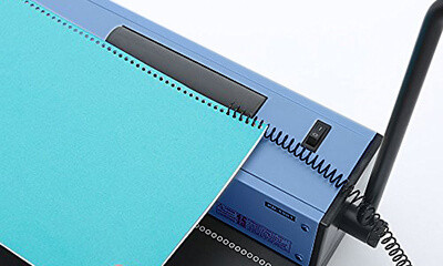 Mühlen PD 15 Spiral Ciltleme Makinesi-kağıtlı-2-KUCUK