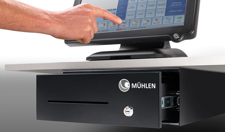 Mühlen Schublade DS 3362-Para Çekmecesi-6