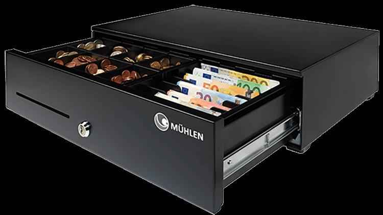Mühlen Schublade ES 4460 Para Çekmecesi - Yoğun Kullanıma Uygun - 1