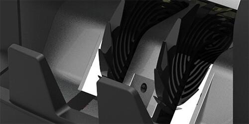 HTM Stone Para Sayma Makinesi Farklı Buyut Tespit Dekdektörleri