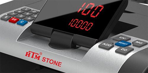 htm stone para sayma makinesi ekran tuş takımı
