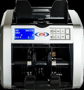 HTM Super Tiger Karışık Para Sayma Makinesi - önden görünüm