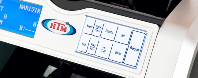 HTM Super Tiger Dokunmatik Tuş Paneli