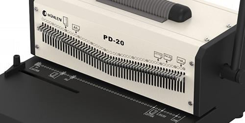 Mühlen-PD-20-Helezon-Ciltleme-Makinesi-1-serbest-pin-sistemi