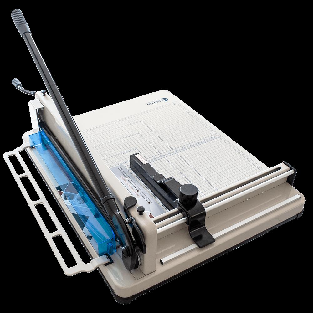 Mühlen Sage Pro 400 A3 Giyotin Makas Makinesi Profil