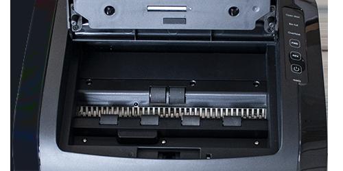 Mühlen VS 100 MA Otomatik Beslemeli Evrak İmha Makinesi 13