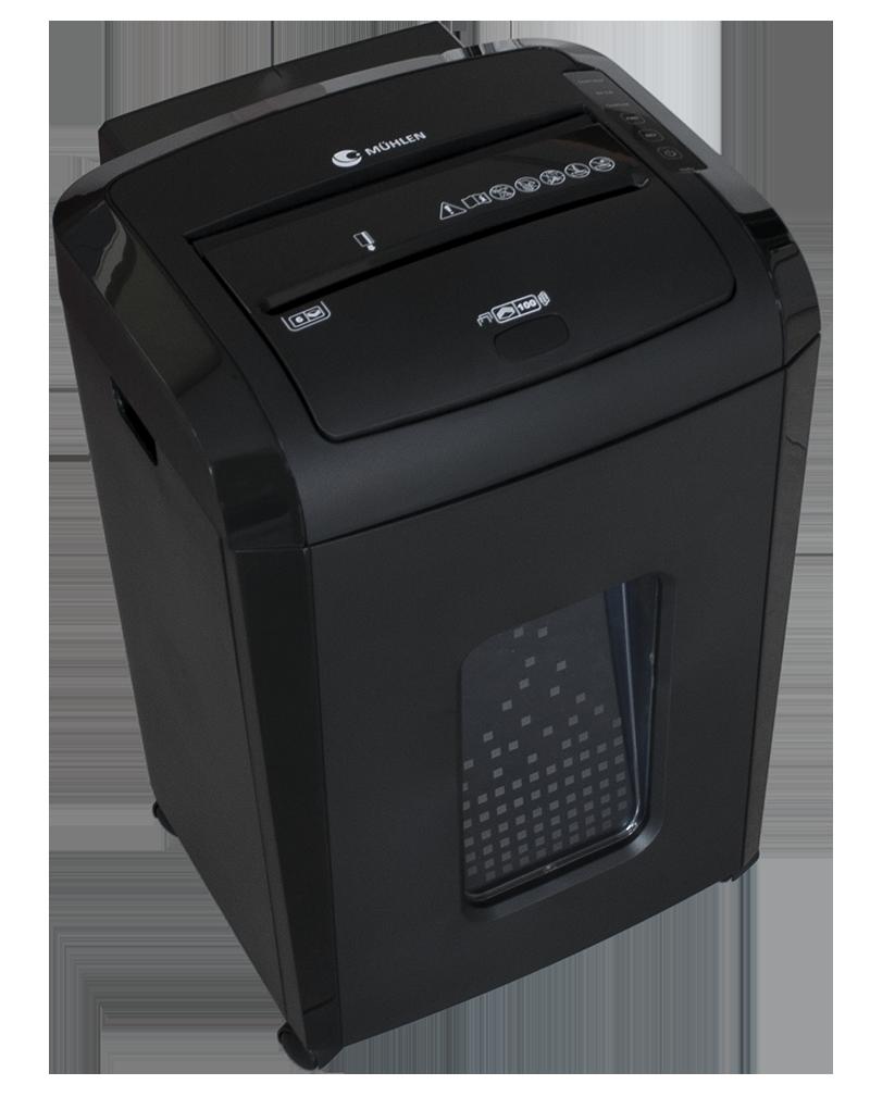 Mühlen VS 100 MA Otomatik Beslemeli Evrak İmha Makinesi 4