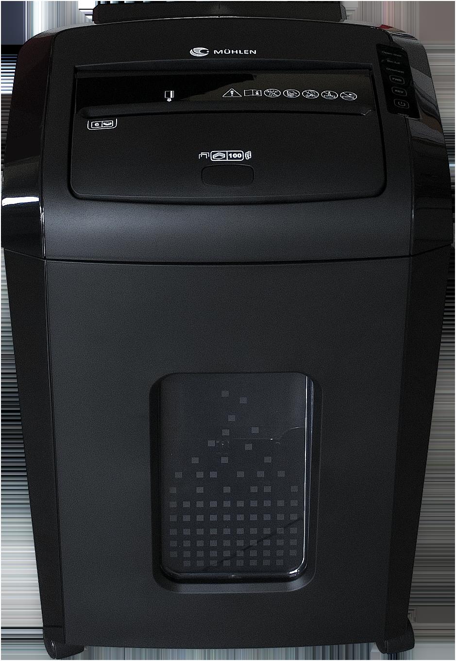 Mühlen VS 100 MA Otomatik Beslemeli Evrak İmha Makinesi 8
