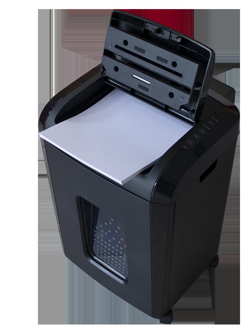 Mühlen VS 100 MA Otomatik Beslemeli Evrak İmha Makinesi 9