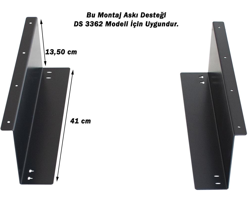 Çekmece Montaj Askısı Desteği DS 3362