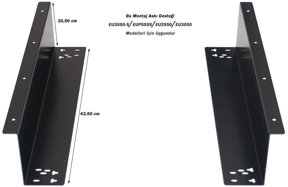 Çekmece Montaj Askısı Desteği EU3550-S / EUP5555 / EU2550 / EU3050