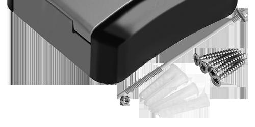 MÜHLEN Safe-Key 3 Duvara Montaj Şifreli Anahtar Saklama Kasası / Kutusu 11