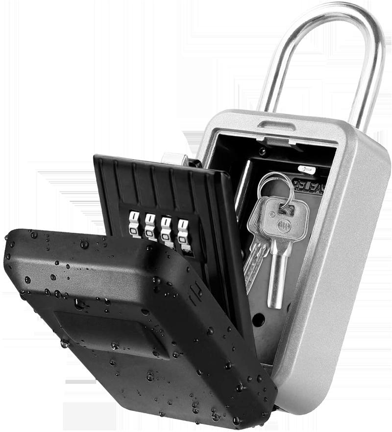 MÜHLEN Safe-Key 7 ASKILI & ŞİFRELİ ANAHTAR KASASI 2