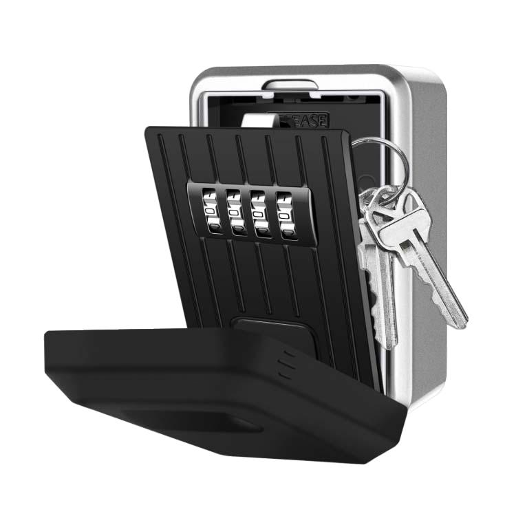 MÜHLEN Safe Key 6 Duvara Monteli Şifreli Anahtar Kasası 6