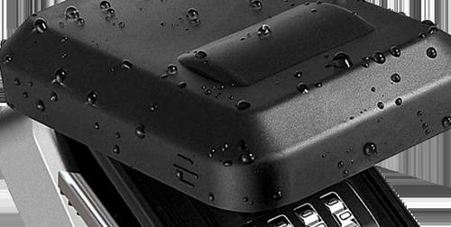 MÜHLEN Safe Key 6 Duvara Monteli Şifreli Anahtar Kasası 7