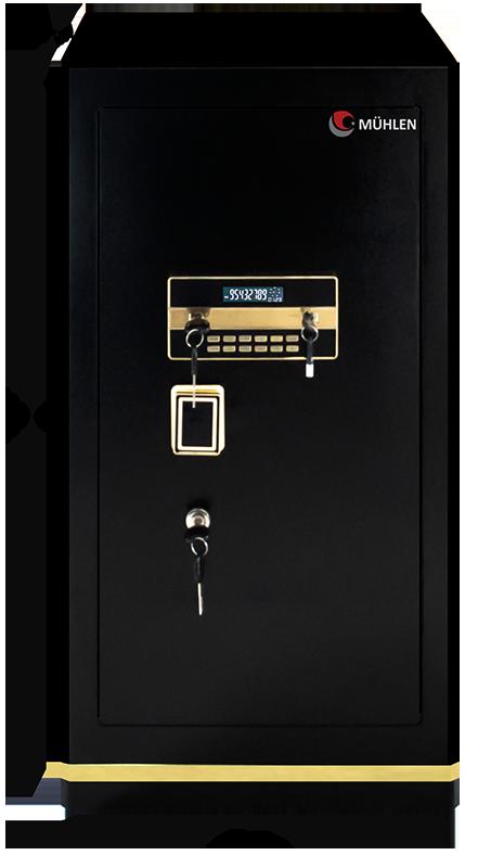 MÜHLEN Schutz 100T En Büyük Boy Şifreli & Elektronik Para ve Değerli Eşya Kasası 2
