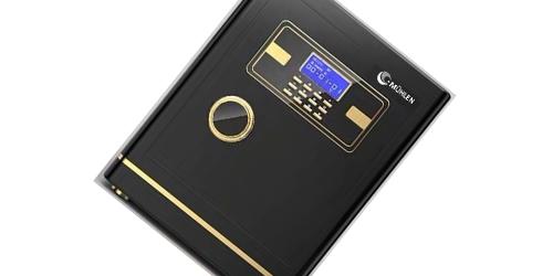 MÜHLEN Schutz 45T Orta Boy Şifreli & Elektronik Para ve Değerli Eşya Kasası 1