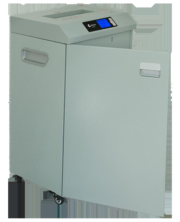 MÜHLEN PRO-80Lt-C A3 Profesyonel Arşiv Tipi Evrak İmha Makinesi 4