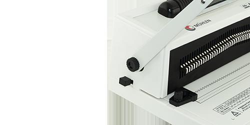 MÜHLEN H20A Helezon Delme & Ciltleme Makinesi 9