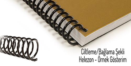 MÜHLEN H20A Helezon Delme & Ciltleme Makinesi 10