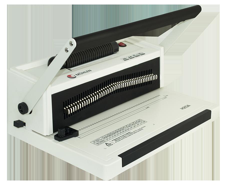 MÜHLEN H20A Helezon Delme & Ciltleme Makinesi 7