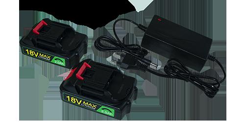 MÜHLEN RC1010 Bataryalı & Mobil Portatif Hava Üfleme Kompresörü 10