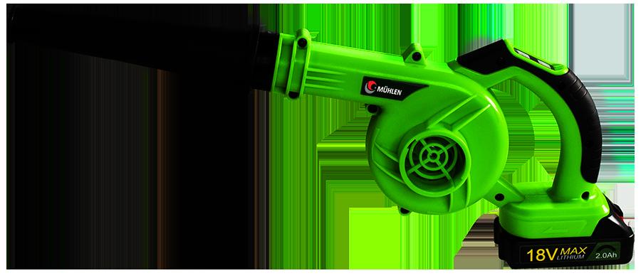 MÜHLEN RC1010 Bataryalı & Mobil Portatif Hava Üfleme Kompresörü 7