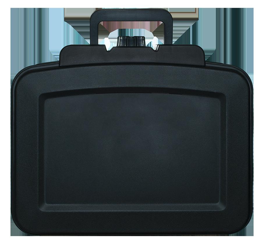 MÜHLEN Fire Bag YG75 Ateşe ve Suya Dayanıklı Portatif Çelik Para Çantası / Kasası 3