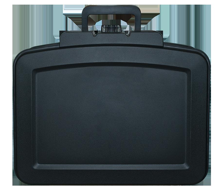 MÜHLEN Fire Bag YG85 Ateşe ve Suya Dayanıklı Portatif Çelik Para Çantası / Kasası 4