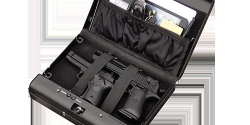 MÜHLEN Gun Safa 17F - Parmak İzli (Biyometrik) Silah Kasası 12