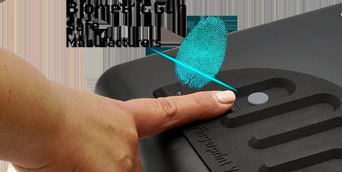MÜHLEN Gun Safa 17F - Parmak İzli (Biyometrik) Silah Kasası 13