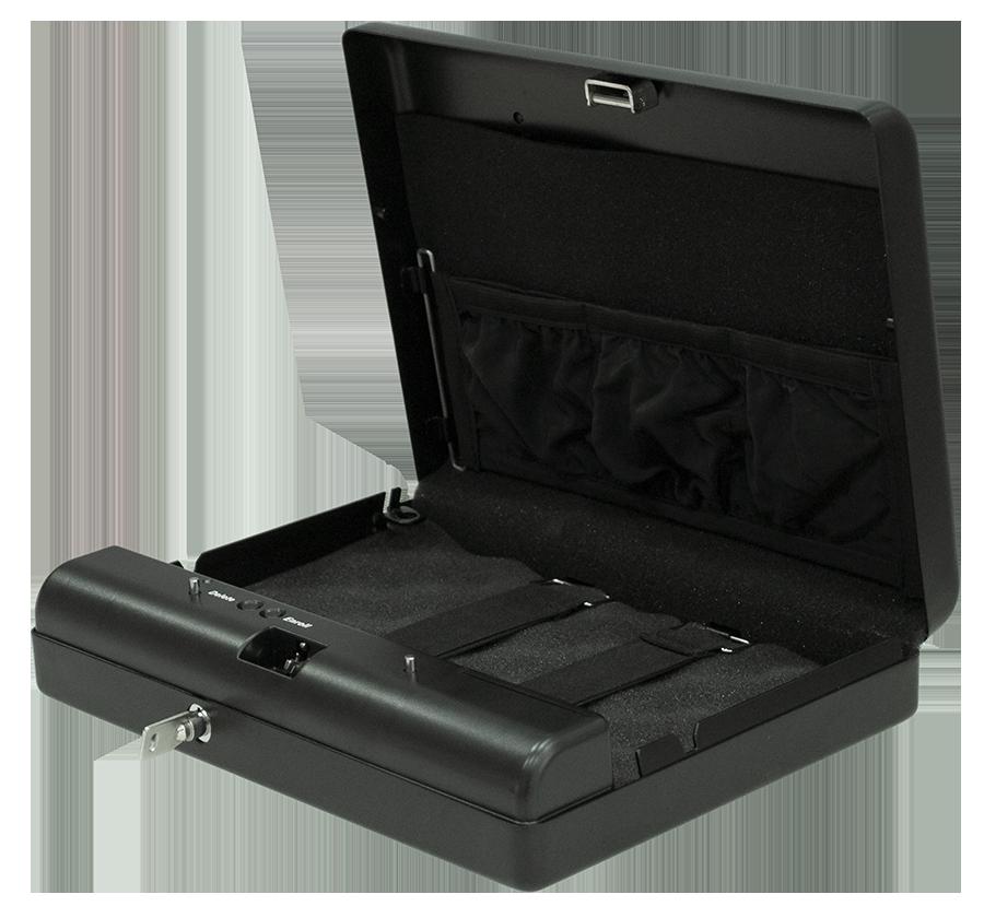 MÜHLEN Gun Safa 17F - Parmak İzli (Biyometrik) Silah Kasası 3