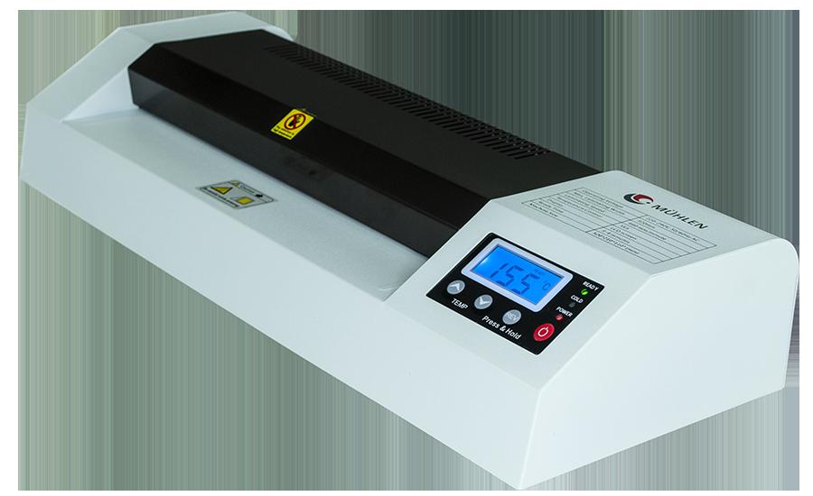 MÜHLEN Iron 635-A3 Dijital Laminasyon Makinesi 6