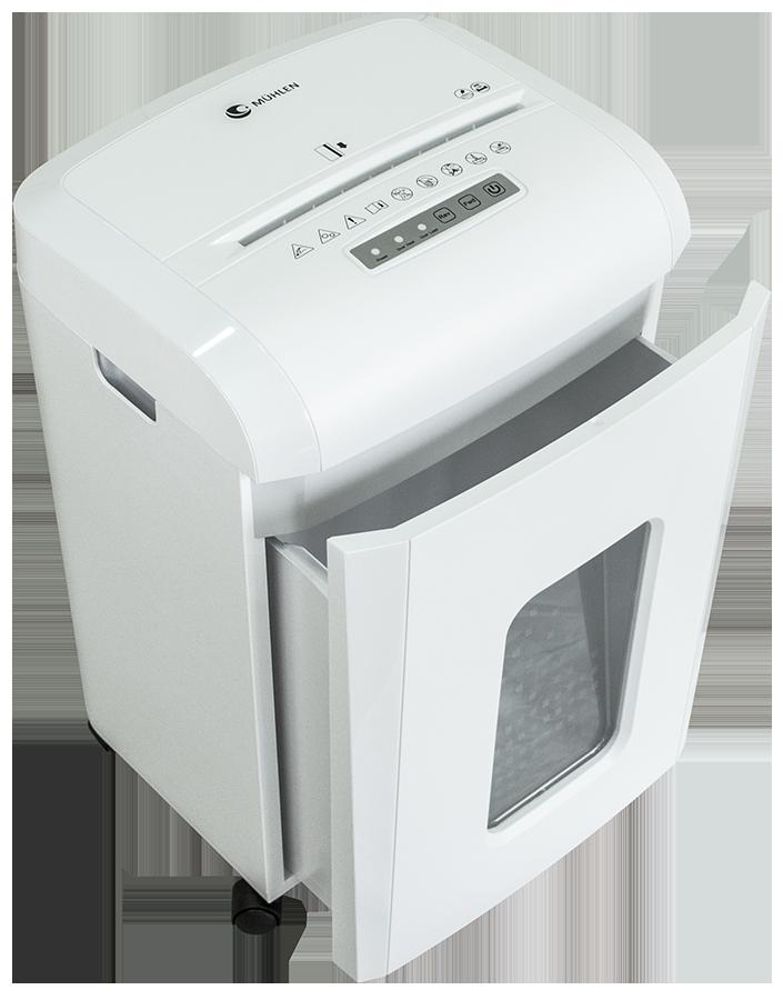 MÜHLEN VS130AF Mikro-Nano Kesim Evrak İmha Makinası 1