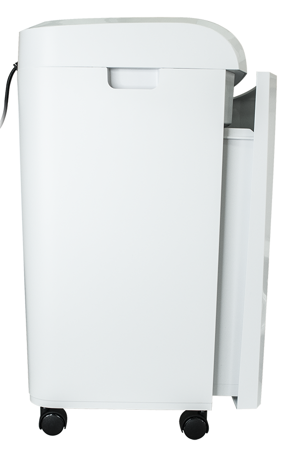 MÜHLEN VS130AF Mikro-Nano Kesim Evrak İmha Makinası 6