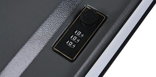 MÜHLEN Secret Safe 240 Büyük Boy Kitap Şekli Gizli & Şifreli Para ve Değerli Eşya Kasası 11
