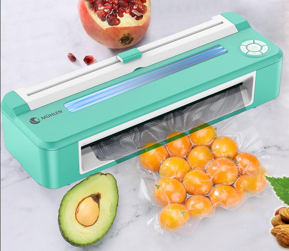 MÜHLEN V67 Tam Otomatik Gıda Vakum Makinesi 8