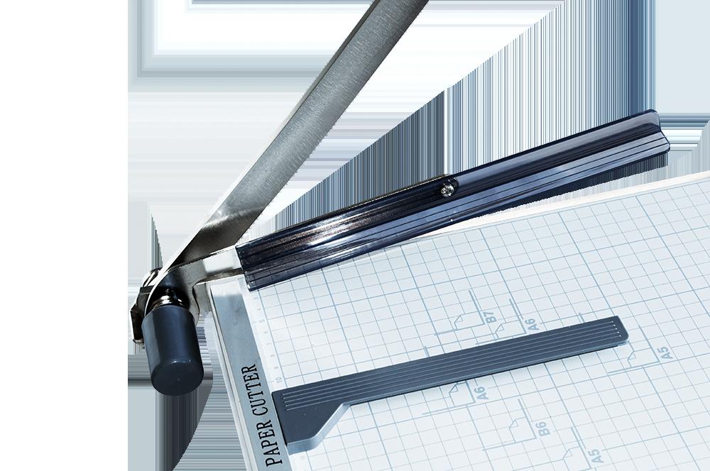 MÜHLEN Caki 480-A4 Kılıçlı ve Otomatik Presli Giyotin Makinesi 4