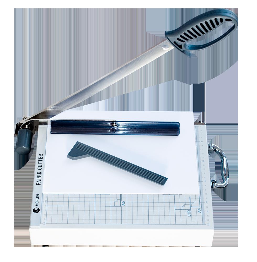 MÜHLEN Caki 480-A4 Kılıçlı ve Otomatik Presli Giyotin Makinesi 7