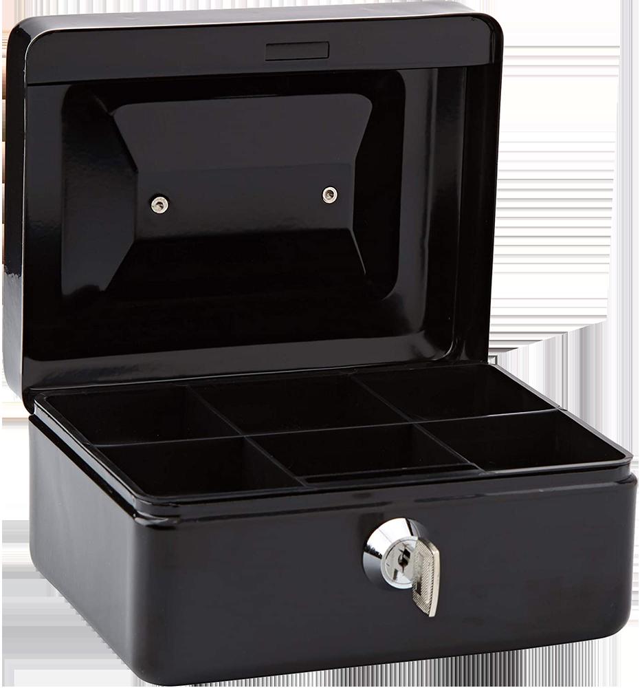 MÜHLEN Cash Box CB150 Mini Boy Taşınabilir Para Kutusu