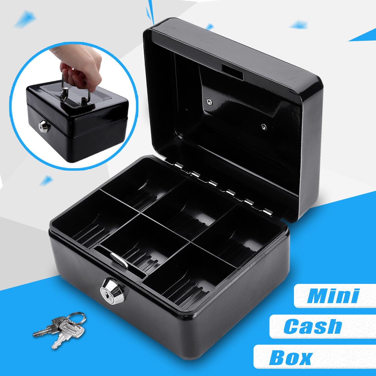 MÜHLEN Cash Box CB150 Mini Boy Taşınabilir Para Kutusu 2