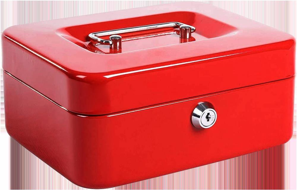 MÜHLEN Cash Box CB200 Orta Boy Taşınabilir Para Çekmecesi 1