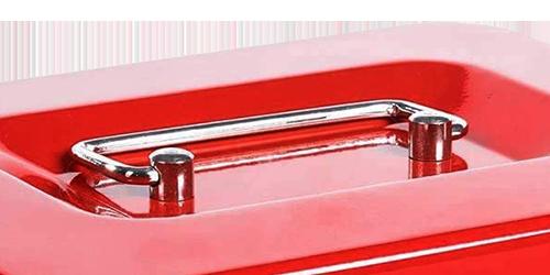 MÜHLEN Cash Box CB200 Orta Boy Taşınabilir Para Çekmecesi 14