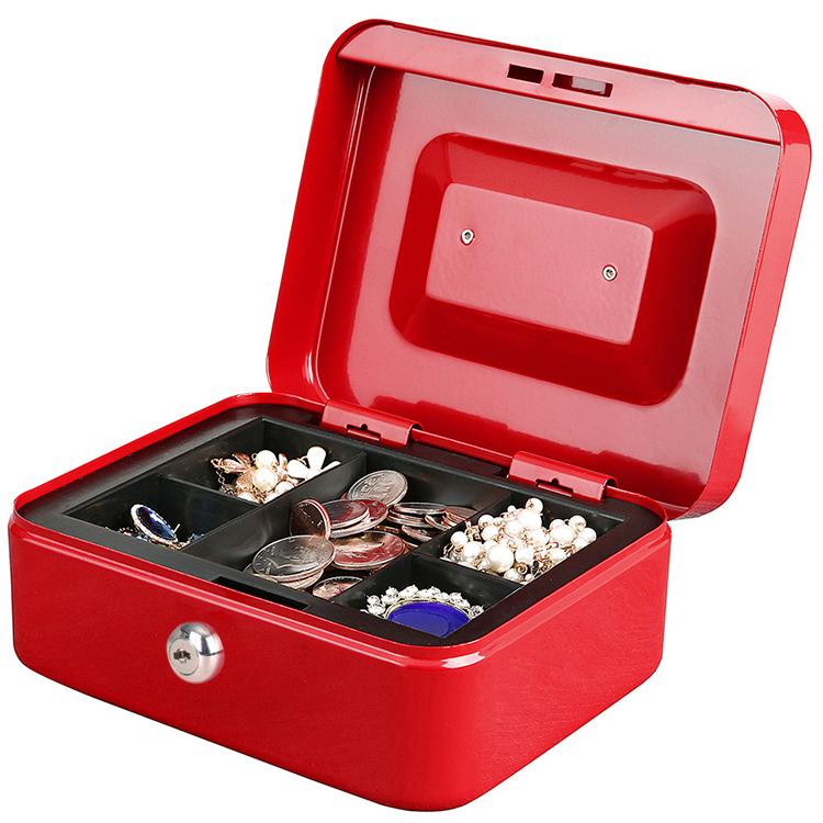 MÜHLEN Cash Box CB200 Orta Boy Taşınabilir Para Çekmecesi 5