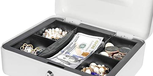 MÜHLEN Cash Box CB250 Büyük Boy Taşınabilir Para Çekmecesi 10