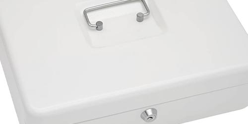 MÜHLEN Cash Box CB250 Büyük Boy Taşınabilir Para Çekmecesi 12