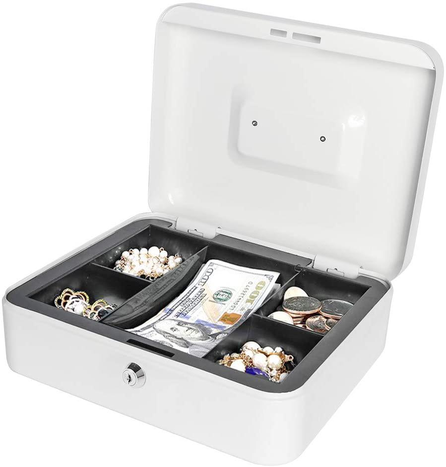 MÜHLEN Cash Box CB250 Büyük Boy Taşınabilir Para Çekmecesi 3